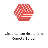 Cicos Consorzio Italiano Cometa Solver