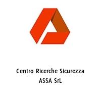 Centro Ricerche Sicurezza ASSA SrL