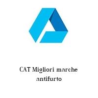CAT Migliori marche antifurto