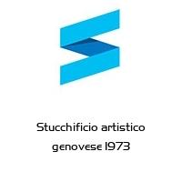 Stucchificio artistico genovese 1973