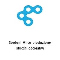 Sordoni Mirco produzione stucchi decorativi