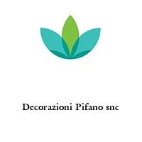 Decorazioni Pifano snc