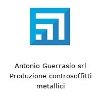 Antonio Guerrasio srl Produzione controsoffitti metallici
