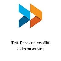 fFetti Enzo controsoffitti e decori artistici