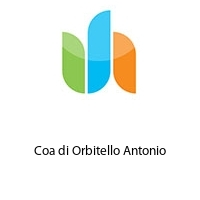 Coa di Orbitello Antonio