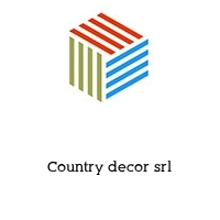 Country decor srl