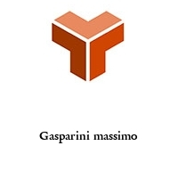Gasparini massimo