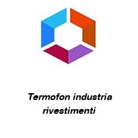 Termofon industria rivestimenti