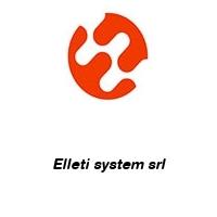 Elleti system srl