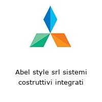 Abel style srl sistemi costruttivi integrati