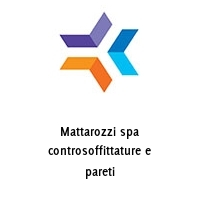 Mattarozzi spa controsoffittature e pareti
