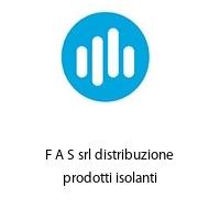 F A S srl distribuzione prodotti isolanti