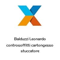 Balduzzi Leonardo controsoffitti cartongesso stuccatore