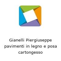 Gianelli Piergiuseppe pavimenti in legno e posa cartongesso