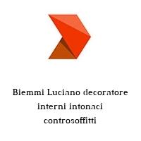 Biemmi Luciano decoratore interni intonaci controsoffitti