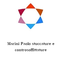 Marini Paolo stuccature e controsoffittature