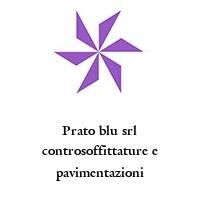 Prato blu srl controsoffittature e pavimentazioni