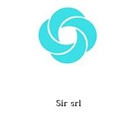 Sir srl