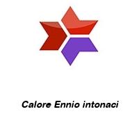 Calore Ennio intonaci