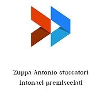 Zuppa Antonio stuccatori intonaci premiscelati