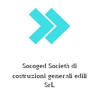 Socoged Società di costruzioni generali edili SrL