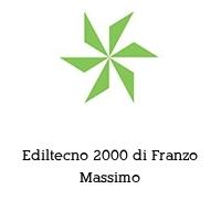 Ediltecno 2000 di Franzo Massimo