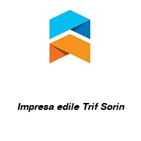 Impresa edile Trif Sorin