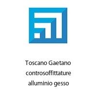 Toscano Gaetano controsoffittature alluminio gesso