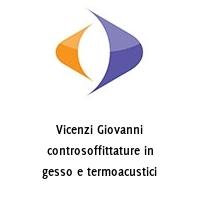 Vicenzi Giovanni controsoffittature in gesso e termoacustici
