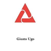 Giusto Ugo