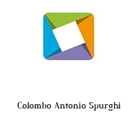 Colombo Antonio Spurghi