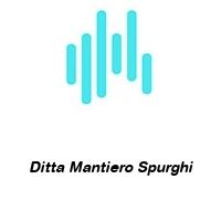 Ditta Mantiero Spurghi