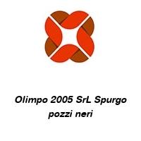 Olimpo 2005 SrL Spurgo pozzi neri