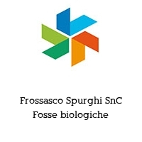 Frossasco Spurghi SnC Fosse biologiche