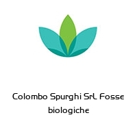 Colombo Spurghi SrL Fosse biologiche