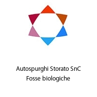 Autospurghi Storato SnC Fosse biologiche