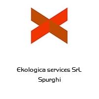 Ekologica services SrL Spurghi