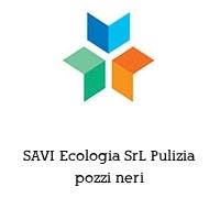 SAVI Ecologia SrL Pulizia pozzi neri