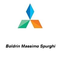 Boldrin Massimo Spurghi