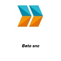 Beto snc