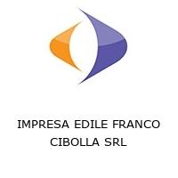 IMPRESA EDILE FRANCO CIBOLLA SRL