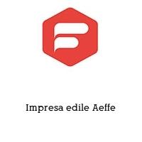 Impresa edile Aeffe