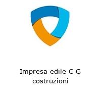 Impresa edile C G costruzioni