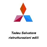 Tadeu Salvatore ristrutturazioni edili