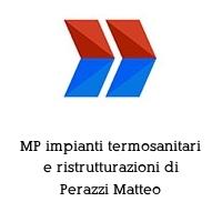 MP impianti termosanitari e ristrutturazioni di Perazzi Matteo
