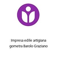 Impresa edile artigiana gometra Barolo Graziano