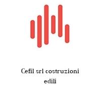 Cefil srl costruzioni edili
