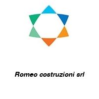 Romeo costruzioni srl