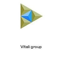 Vitali group