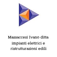 Massaccesi Ivano ditta impianti elettrici e ristrutturazioni edili